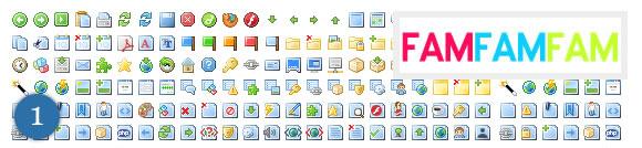 Top 25 volně dostupných sad ikon pro webové designery