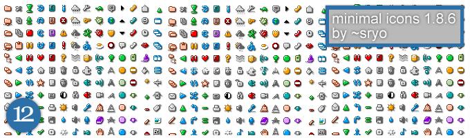 Minimal Icons 1.8.6