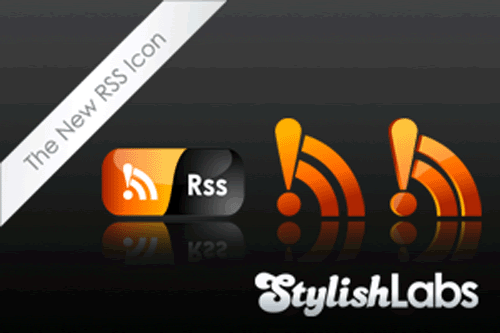 Free Buttons New RSS