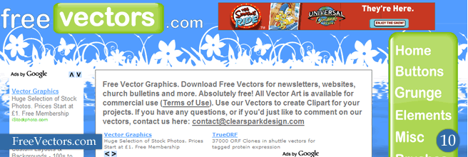 Free Vector Resources
