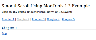 Best mooTools Plugins