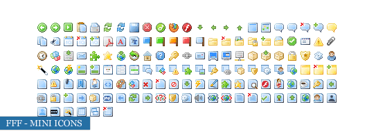 Development Icons