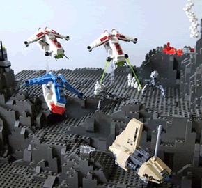 Lego Inspiration and Creativity