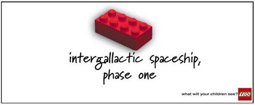 Creative Lego Ads