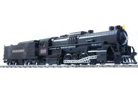 lionel polar express train set instructions