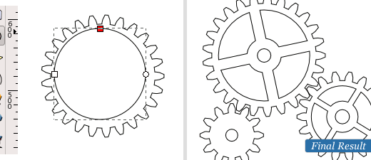 Vector tutorials with Inkscape