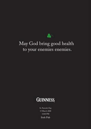 Guinness Ads