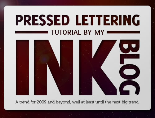 Photoshop Text Effect Tutorials