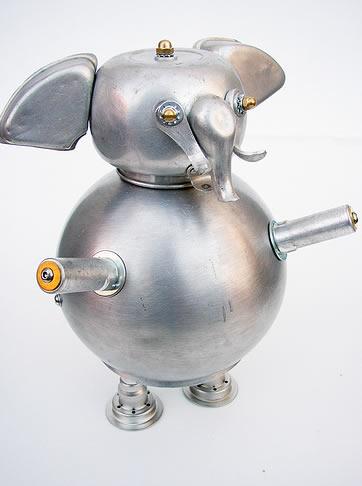 Los Retro-Robots