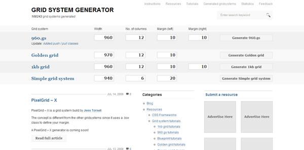 CSS Tools and Generators