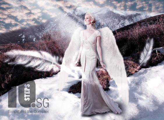 Creating Your Own Fairytale Scene Photoshop Tutorials