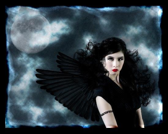 Galaxy Angel Photoshop Tutorials