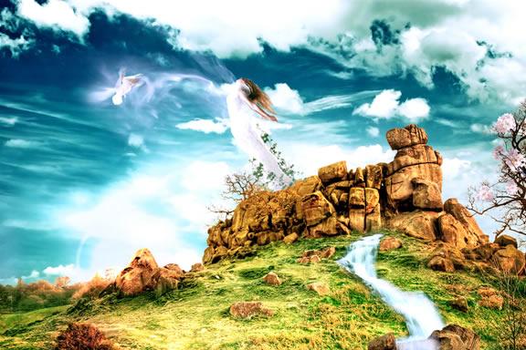 Fantasy Art Photoshop Tutorials