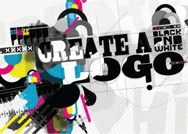 30个Illustrator标志设计教程 - │Icê Blüe│ - │广度°│Extent Design│^