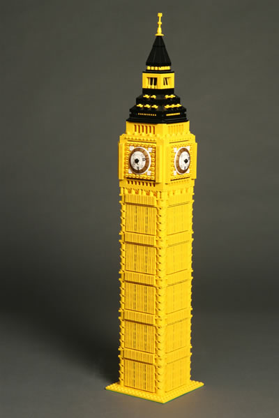 Lego Big Ben Buildings and Monuments