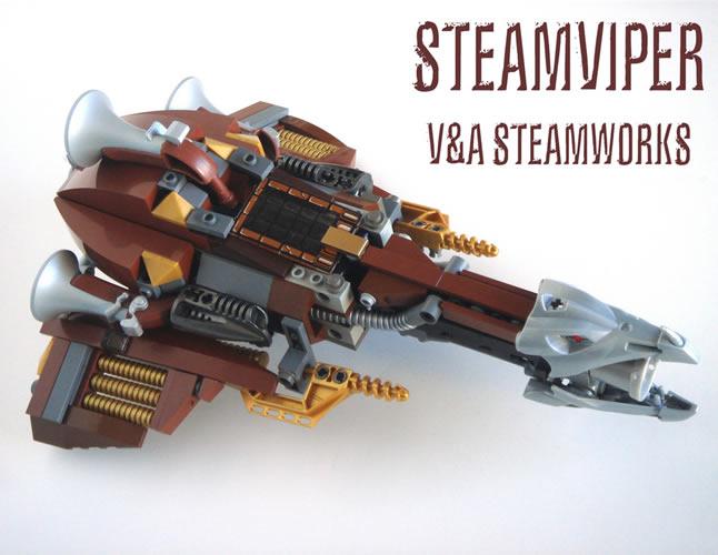 Lego Steampunk