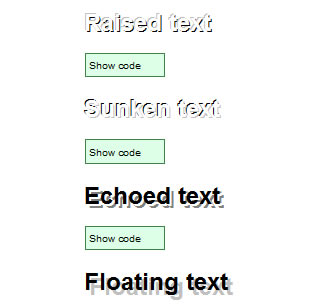 Easy to Use jQuery Text Effects and Animations