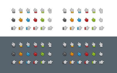 50 Web Developer Icon Sets from 2009