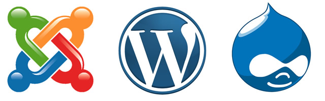 Wordpress, Joomla or Drupal