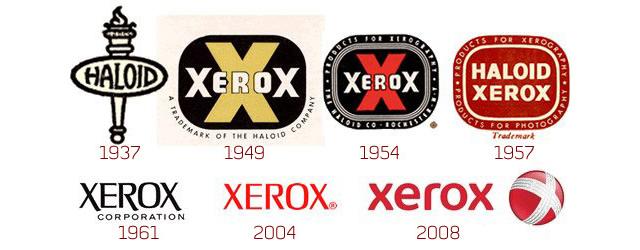 tahukah anda tentang brand xerox