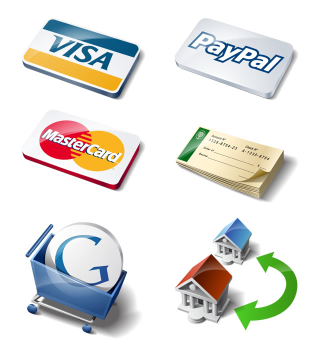 Download The Speckyboy Payment Methods Icons Set