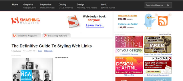 The Definitive Guide To Styling Web Links