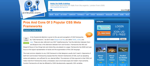 Pros And Cons Of 3 Popular CSS Meta Frameworks