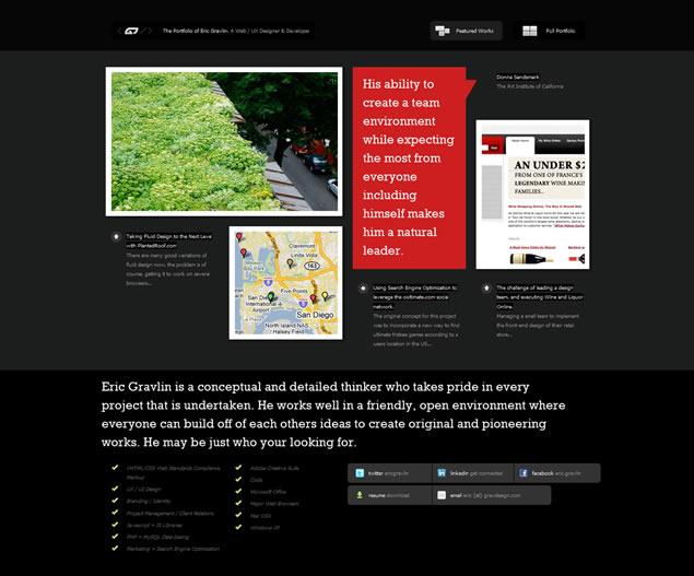 Grav Design - Awesome Blog Designs