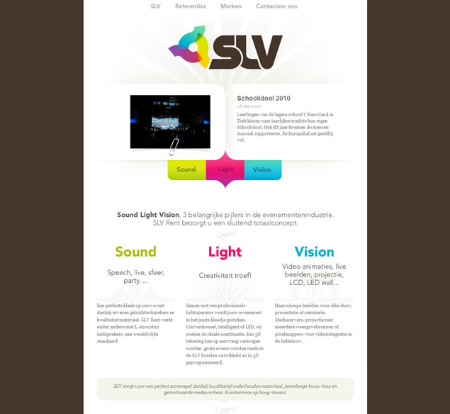 SLV-Rent - Awesome Blog Designs