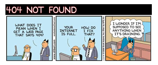 Dilbert Website