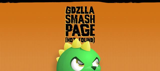 GDZLLA SMASH PAGE