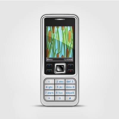 Vector Handphone Tutorial