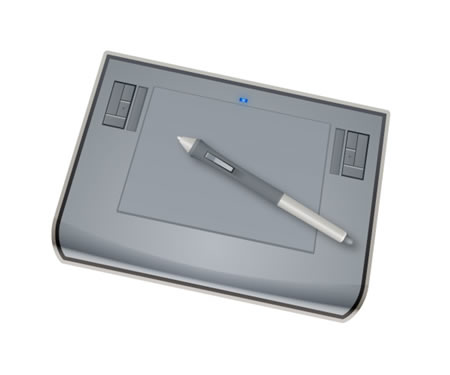 How To Create A Vector Wacom Tablet