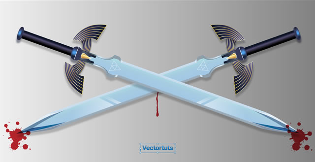 How to Make Super-Sharp, Vector Swords
