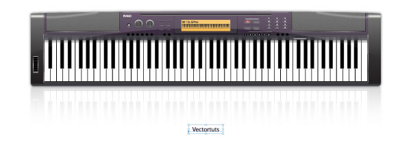 How to Create an Electronic Piano