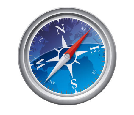 How to Create a Vector Safari Compass