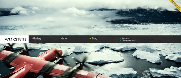 large fullsize photo image background web design inspiration Werkstette
