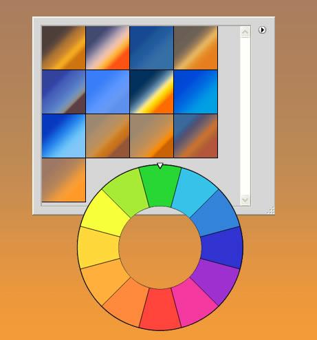 25种高品质渐变的Photoshop-750+渐变色(Ⅰ) - 图6