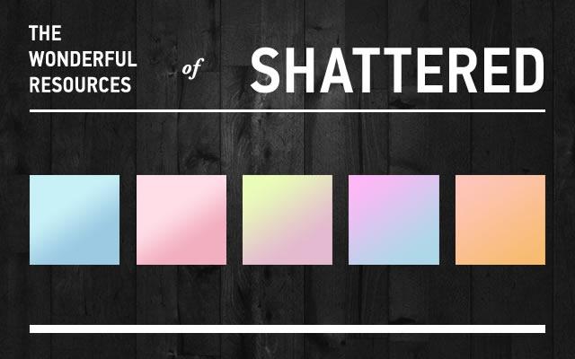 25种高品质渐变的Photoshop-750+渐变色(Ⅰ) - 图12