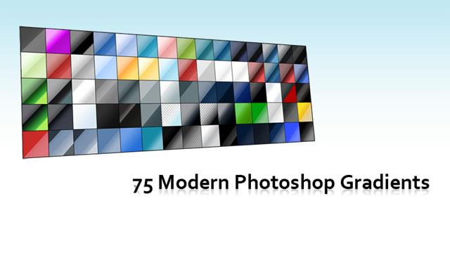 Modern - 75 Gradients
