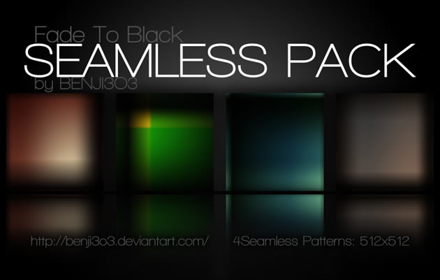 Seamless - Fade To Black