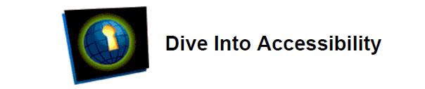 Dive Into Accessibility