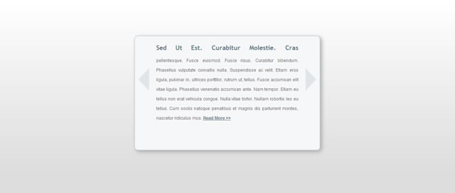 Create a Content Slider Using Pure CSS