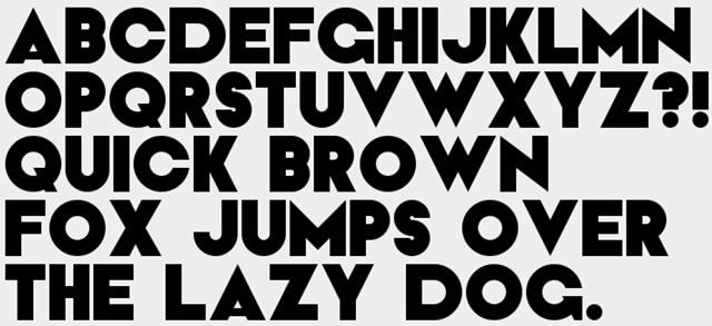 Curtis CSS Typeface