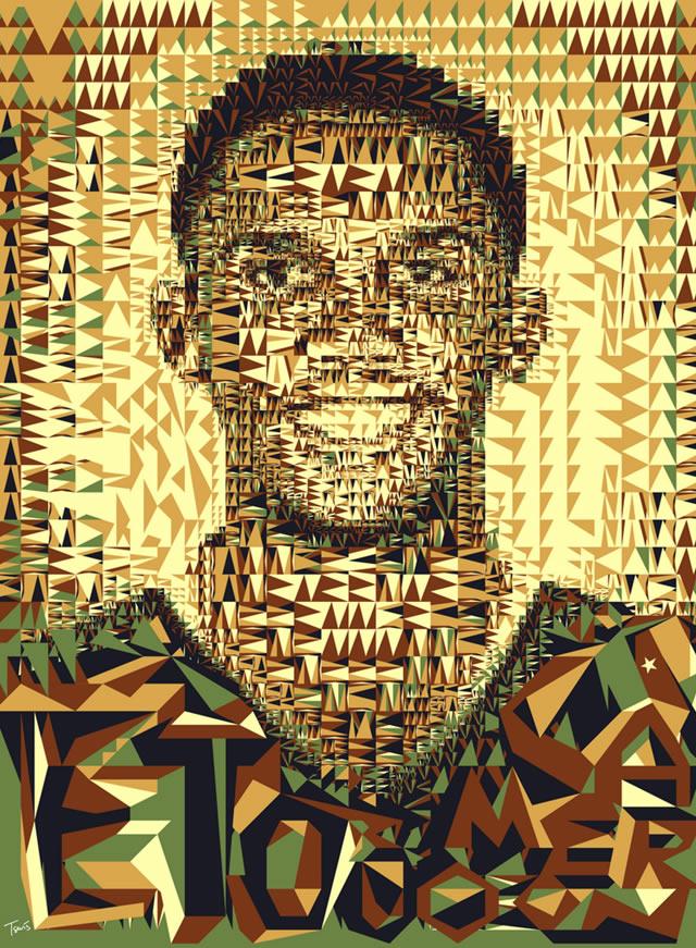Samuel Eto'o (Cameroon) - World Cup 2010