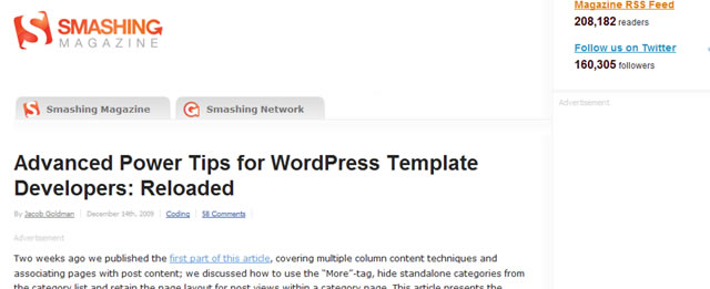 Advanced Power Tips for WordPress Template Developers