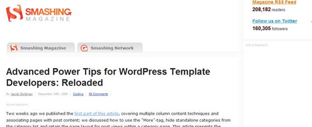 Advanced Power Tips for WordPress Template Developers