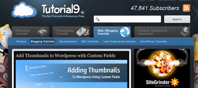 Add Thumbnails to WordPress with Custom Fields