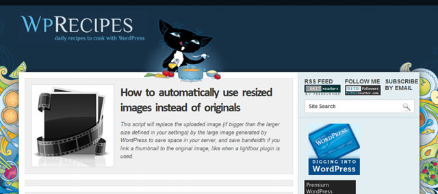 How to Automatically Use Resized Images Instead of Originals