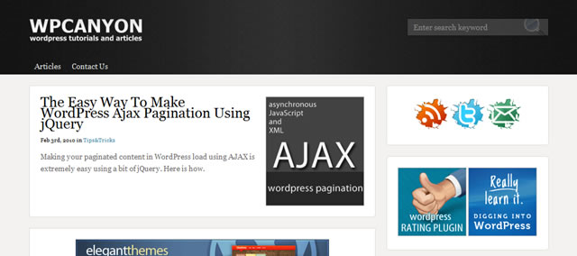 The Easy Way To Make WordPress Ajax Pagination Using jQuery